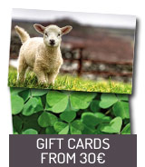 Gift cards from 30€