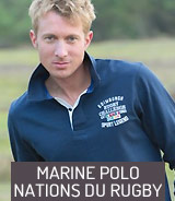 Marine polo Nations du rugby