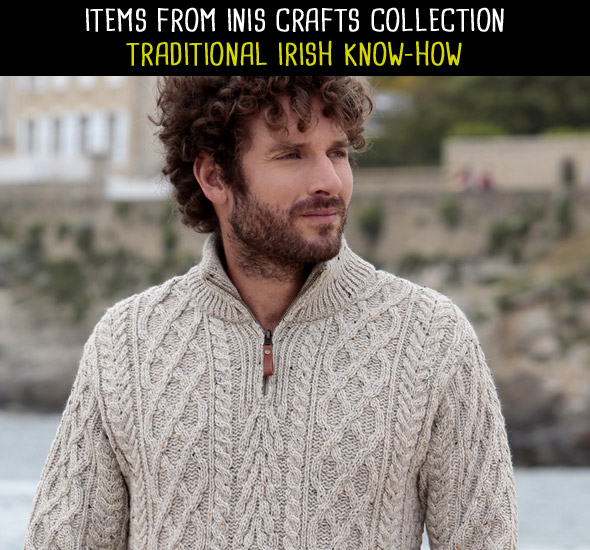 Items from Inis Crafts Collection