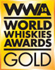Gold - World Whiskies Awards