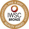 Bronze Scotch Whisky - 2014 International Wine & Spirit Competition