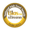 The Irish Food Awards - Médaille d'Or 2013