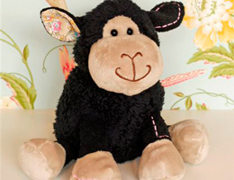 Peluche Mouton Noir