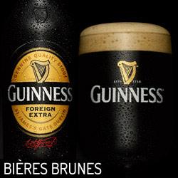 Bières brunes
