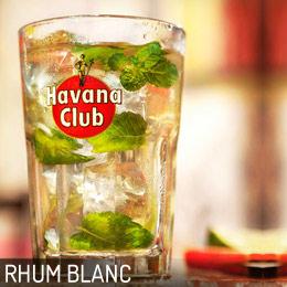 Rhum blanc idéal pour les cocktails