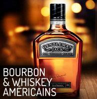 Whiskey et bourbon américains