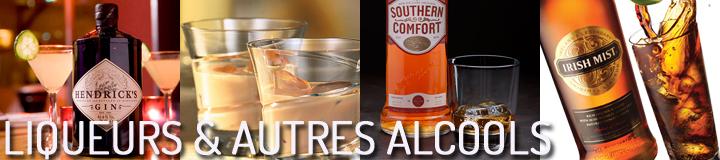 Liqueurs & autres alcools