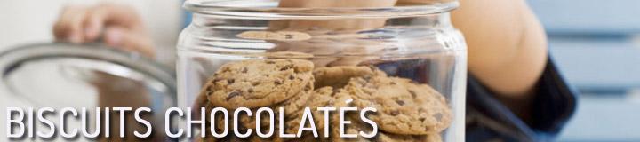 Biscuits chocolatés