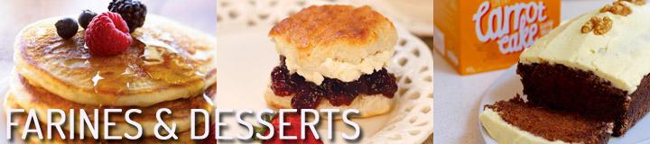 Farines & Desserts
