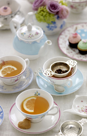 Assortiment exceptionnel de thés, infusions et tisanes