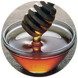 Sélection de miels onctueux