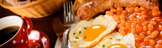 Les plats cuisinés typiques de la gastronomie d'outre-Manche.