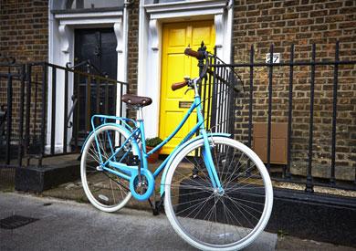 Dublin - Balade en vélo