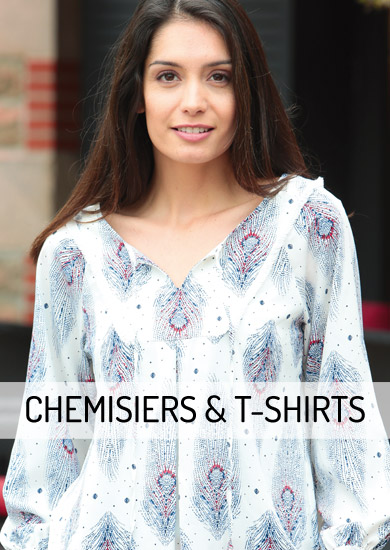 Chemisiers & T-shirts Femme