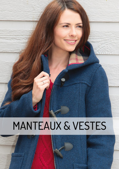 Manteaux & Vestes Femme
