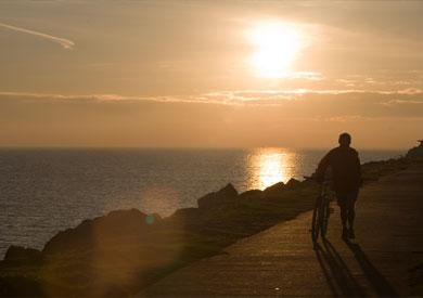 Dublin - Balade sur le front de mer