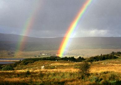 Dunlewy - Comté de Donegal