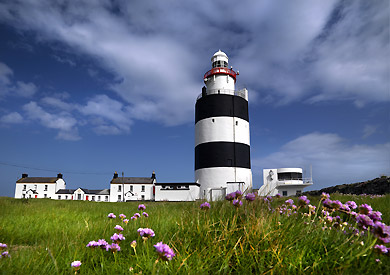 Phare de Hook Head - Comté de Waterford, Irlande