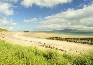 Mulranny Beach, Comté de Mayo