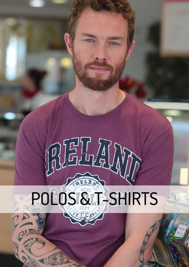 Polos & T-shirts Homme