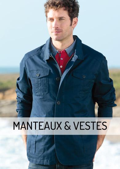 Manteaux & Vestes Homme