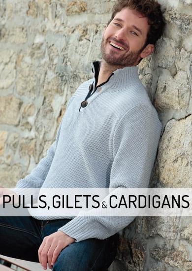 Pulls, Gilets & Cardigans Homme