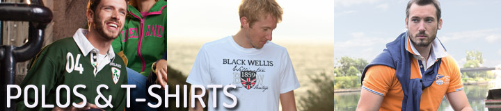 Polos & T-shirts Rugby