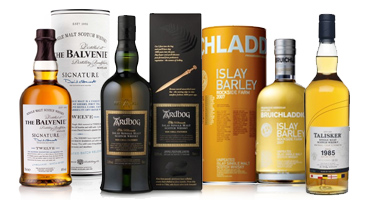 Whiskies collectors