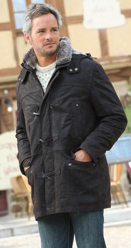 Duffle-coat homme
