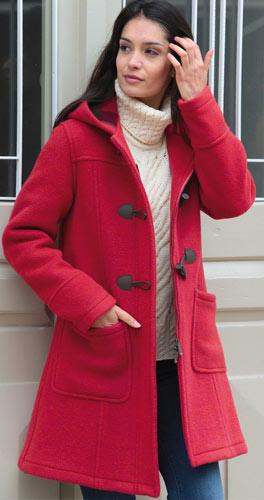 Duffle-coat femme