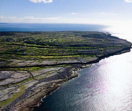 L'île Aran Inis Meain
