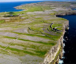 L'île Aran Inis Mor