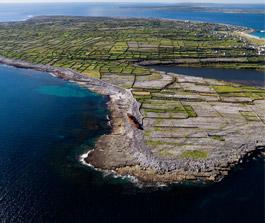 L'île Aran Inis Oirr