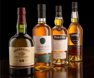 Le whiskey irlandais