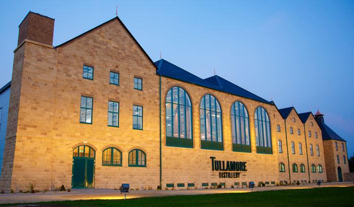 Distillerie moderne Tullamore Dew