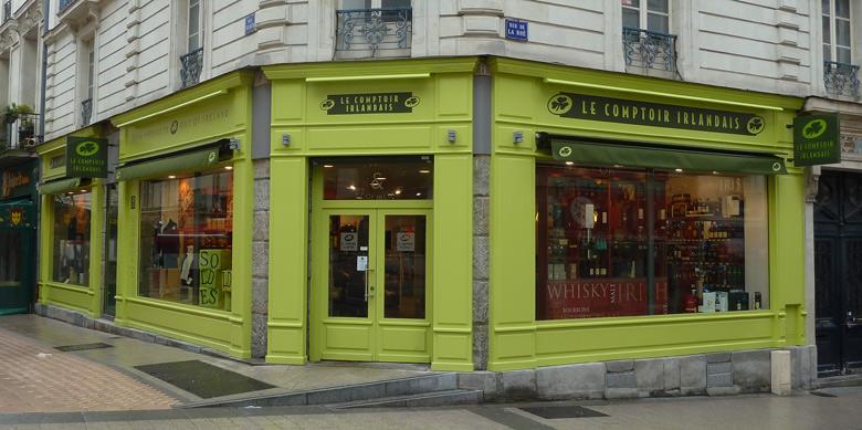 Angers le comptoir irlandais - Comptoir des lustres nantes ...