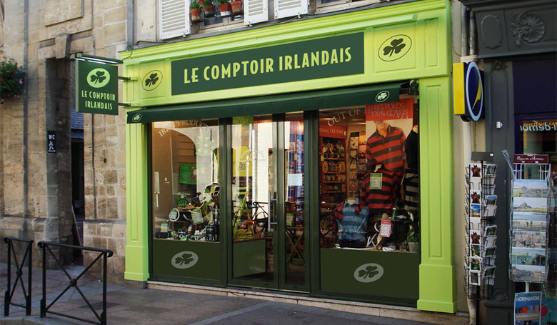 Le Comptoir Irlandais de Bayeux