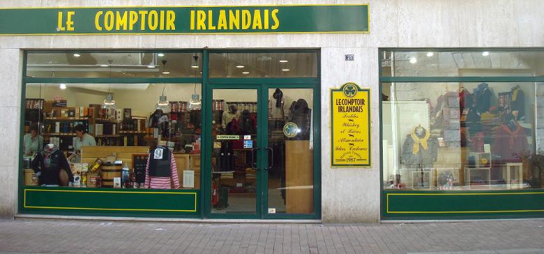 Le Comptoir Irlandais de Bayonne