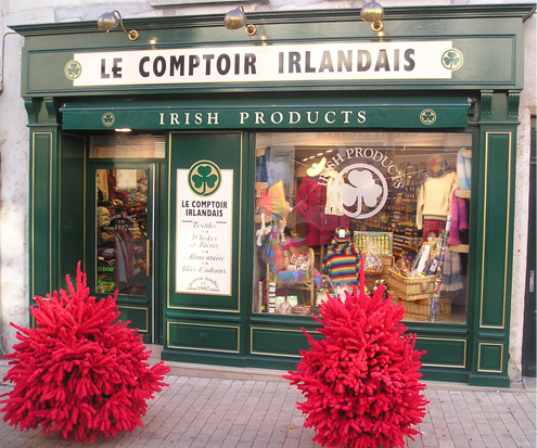 Le Comptoir Irlandais de Blois