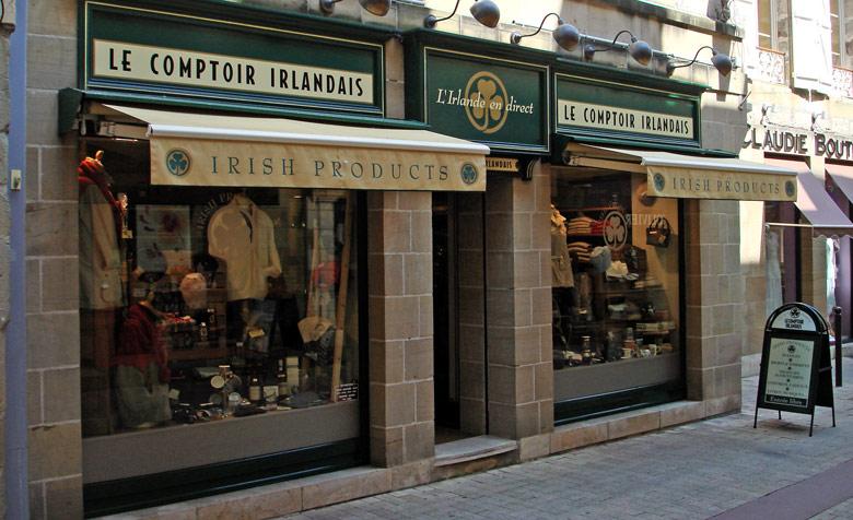 Le Comptoir Irlandais de Brive-la-Gaillarde