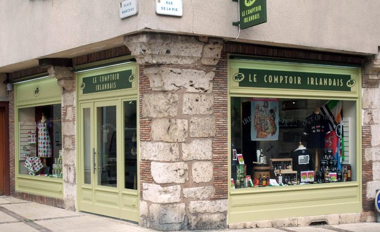 Le Comptoir Irlandais de Chartres