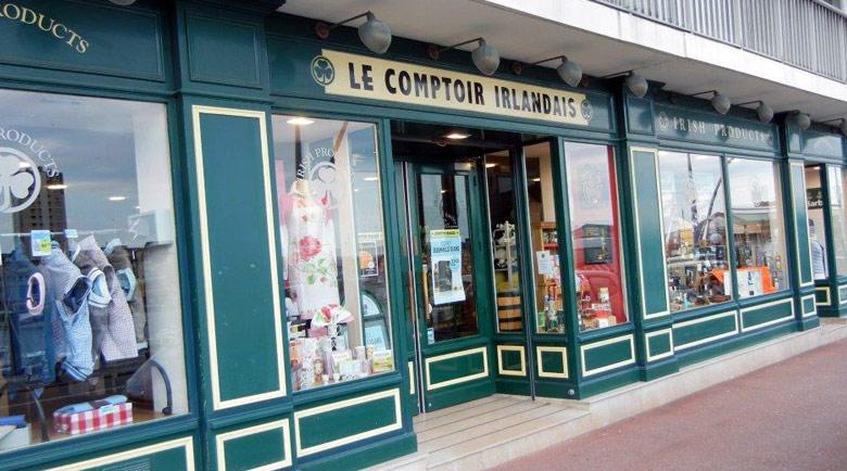 Le Comptoir Irlandais de Cherbourg