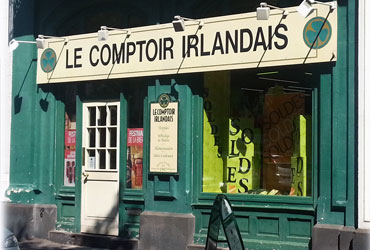 clermont ferrand le comptoir irlandais. Black Bedroom Furniture Sets. Home Design Ideas