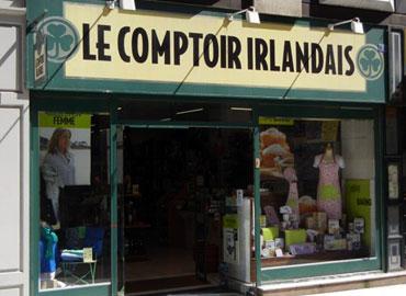 Le Comptoir Irlandais de Dijon