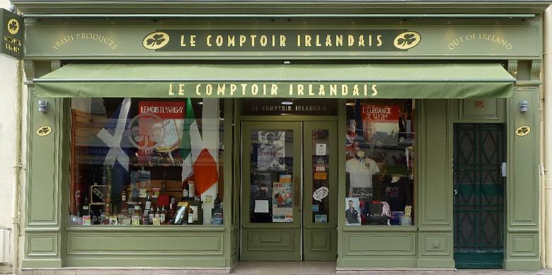 Le Comptoir Irlandais de Granville