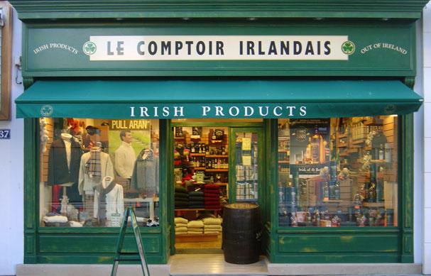 Le Comptoir Irlandais du Havre