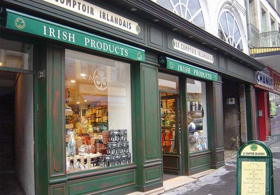 Le Comptoir Irlandais du Puy en Velay