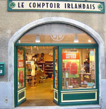 Le Comptoir Irlandais de Lons-Le-Saunier