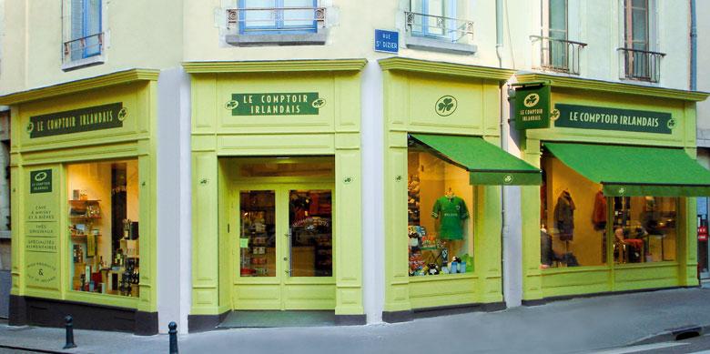 Le Comptoir Irlandais de Nancy