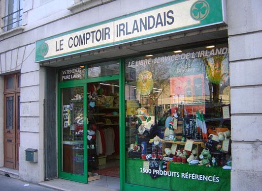 Le Comptoir Irlandais d'Orléans